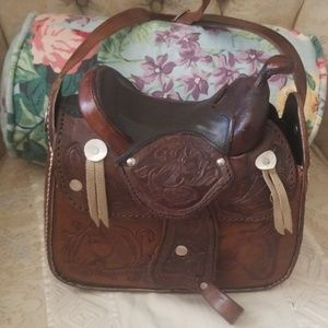 Handbags - Western Leather Bag
